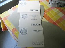 CABLE YEARS UNIVERSITY NORTH DAKOTA POTTERY BOOK MILLER PRICE GUIDE STUDENT LIST