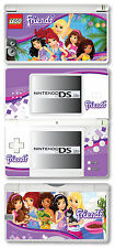 Lego Friends Vinyl Skin Sticker for Nintendo DS Lite