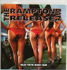 (151C) The Ramptons, Relax You're Nearly Dead - DJ CD