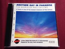 THE GARY TESCA ORCHESTRA: ANOTHER DAY IN PARADISE THE WORLD OF PHIL COLLINS - CD