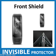 Garmin Vivosmart HR INVISIBLE FRONT Screen Protector Shield - Military Grade