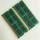 Samsung chips 8GB 2x4GB PC3-10600s DDR3-1333 1333Mhz 204pin Sodimm Laptop Memory