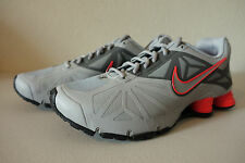 MEN'S NIKE SHOX TURBO 14 SIZE 7.5 wolf grey 631760 016