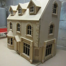 "Dolls House The NewBury Corner Shop/Pub with 5 rooms  KIT   above 30"" wide"