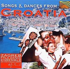 Songs and Dances from Croatia (Across the Drava River), New Music