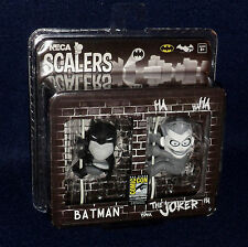"SDCC 2014 Exclusive NECA Scalers 2 PK - BATMAN & JOKER 2"" Mini Figures DC Comics"