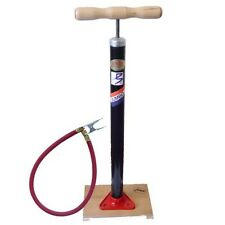 NEW Jumbo Original Dutch Bicycle Floor Pump - Woods Dutch Valve - track pump