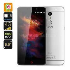 5.5 Inches FHD UMI Max Smartphone 4G Octa Core Android 6.0 3GB+16GB 13MP K1I2