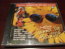 POCKET SONGS KARAOKE DISC PSCDG 1616 SUMMER POP HITS 2004 CD+G MULTIPLEX