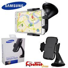 """Supporto Auto Originale Samsung V200 Per Smartphone fino 5.7"""" Staffa Parabrezza"""