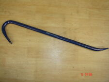 "Paramo Sheffield England  36"" 900mm Crow Pry Bar Nail Remover Wrecking Lever"
