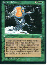 MAGIC THE GATHERING ICE AGE GREEN STUNTED GROWTH