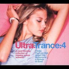 Ultra Trance, Vol. 4 [Ultra] by Various Artists (CD, Sep-2004, 2 Discs, Ultra Re