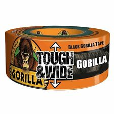 Gorilla Tough and Wide TAPE 73mm x 27m  Handy Roll Standard Duct Gaffer - 0030