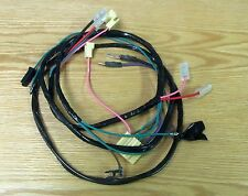 1958 1959 CHEVY TRUCK STARTER WIRE HARNESS 6 cyl with Manual Transmission