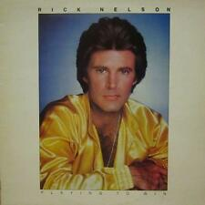 Rick Nelson(Vinyl LP)Playing To Win-Capitol-E ST 12109-UK-Ex/NM