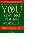 You Staying Young Workout Harper Oz 3 Workouts All Levels DVD NEW FREE S&H US