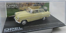 Opel Collection - 05 Opel Olympia récord cabrio 1954-1956 1:43