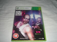 KANE & AND LYNCH 2 NUEVO PRECINTADO EN CASTELLANO XBOX 360