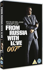 FROM RUSSIA WITH LOVE (JAMES BOND) - DVD - REGION 2 UK