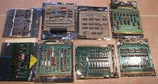 Universal Instruments UIC Lot of Circuit Boards. Great Package Deal!!