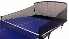 Joola Carbon Fiber Compact Edition Ball Catch Table Tennis Net Black 21140 New
