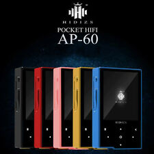 Hidizs AP60 HiFi Mini Bluetooth Lossless MP3 Portable Music Player