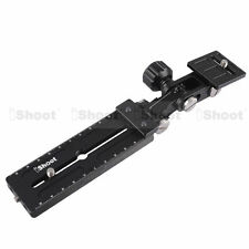 iShoot Telephoto Lens Bracket Camera Quick Release Plate for Tripod Mount Ring