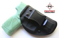 Taurus PT111 PT140 Gen2 9mm/.40 IWB Holster Right Hand Kydex Metal Clip