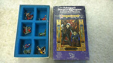 Dragonlance 1984 TSR Box Set Metal Minatures # 5405 Painted Dungeons & Dragons