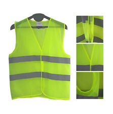 1pc High Visibility Reflective Vest Night Running Walking Safety Warning New