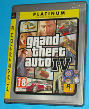 Grand Theft Auto 4 - Sony Playstation 3 PS3 - PAL
