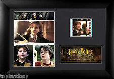 Film Cell Genuine 35mm Framed & Matted Harry Potter Chamber of Secrets USFC6214