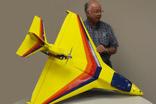 """North Star"" 44 inch Wing Span  Anphibian Sport  Delta RC Model AIrplane Plans"