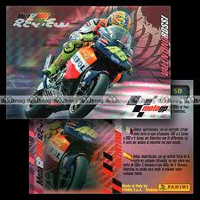 #pngp03.050 ★ Pilote VALENTINO ROSSI (MOTOGP REVIEW 2002) ★ Panini Moto GP 2003