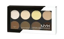 100% Authentic NYX Highlight & Contour Pro Palette HCPP01+ Free  Shipping