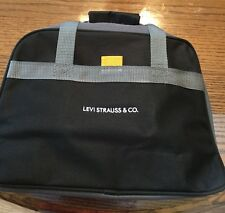 Levi Strauss & Co. Exercise kit includes tote, jump rope, hand/grips & more