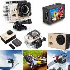 "2.0"" HD MINI Sports DV Action Camera Waterproof Car DV Video Camera for SJ4000"