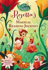 Disney Fairies: Rosetta's Magical Reading Journey by Disney (2016, Paperback)