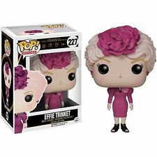 EFFIE TRINKET 227 The Hunger Games (Funko POP) New Sealed VAULTED RETIRED