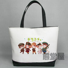 APH Hetalia Axis Powers Q Shoulder Bag Handbag Canvas Bag Shopping Bag