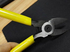 6 inch Diagonal Cutter Flush Cut Plastic Sprue Cutting Pliers Soft Wire Tool