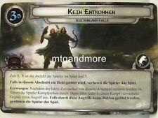 Lord of the Rings LCG  - 1x Kein Entkommen  #013 - Die Dunland-Falle