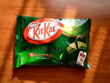 Green tea chocolate kitkat japan popular sweets maccha matcha taste japanese