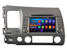Android 5.1.1 Quad Core Car Navigation DVD Player for Honda Civic 2006-2011