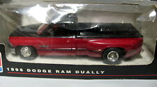 Lowered '95 Dodge Ram 3500 V10 Dually Truck AMT Promo Model Pickup 1:25 in Box
