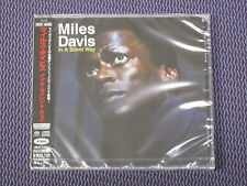 "MILES DAVIS ""IN A SILENT WAY"" JAPAN HYBRID SACD DSD MULTI-CH 2007 *SEALED*"