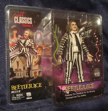 Neca Cult Classics Series 7 BEETLEJUICE Action Figure NEW Sealed