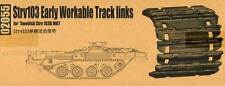 Trumpeter Strv103 early Tracks Tank Tracks 1:35 Strv 103B model kit set