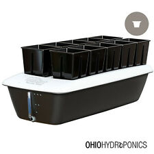 NEW Versa Grow System Kit Hydroponics VersaGrow Box 10 Plant Spray